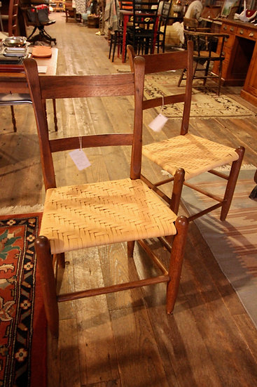 Set (4) Shaker-Style Chairs
