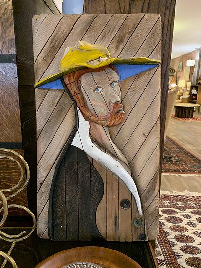 Folk Art Van Gogh