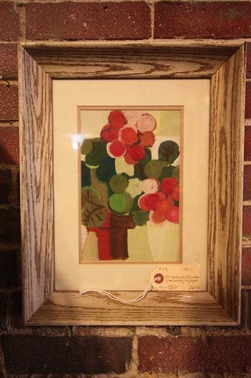 SOLD - Elizabeth Nordgren Painting