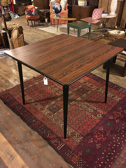 Mid-Century Folding Table