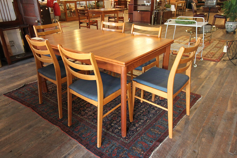 SOLD - Danish Modern Dining Table