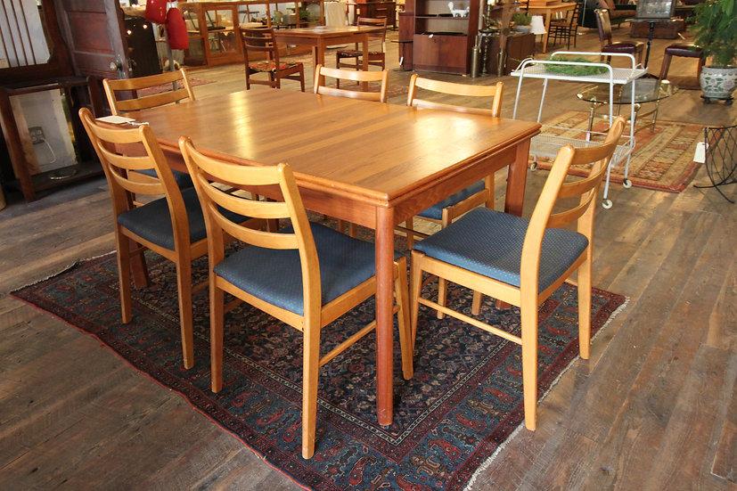 SOLD - Danish Modern Dining Table