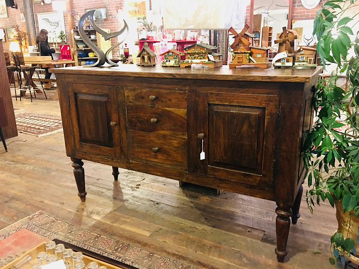 Antique-Style Sideboard