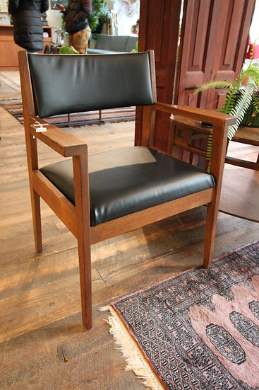 SOLD - Risom Marble Chair