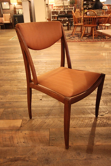 Pair Barney Flagg Dining Chairs