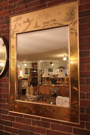 LeBarge Reverse Painted Mirror