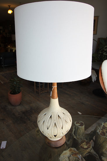 SOLD - Modern Table Lamp