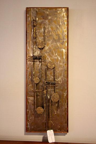 SOLD - Mel Meyer Brutalist Sculpture