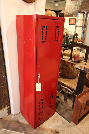 SOLD - Red Locker