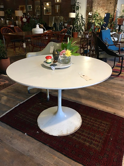 SOLD - Vintage Tulip Table