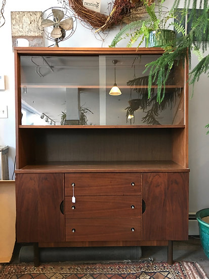 SOLD - Mid-Century Hutch