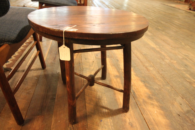 Old Hickory Side Table