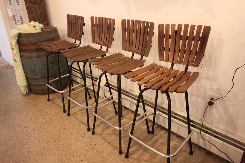 Set (4) Umanoff-Style Stools
