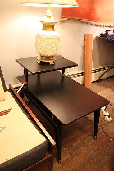 Mid-Century Step Table