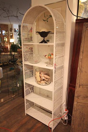 SOLD - Wicker Shelf