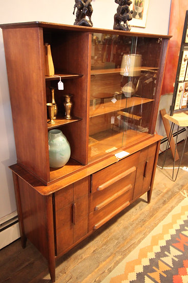 SOLD - Mid Century China Cabinet