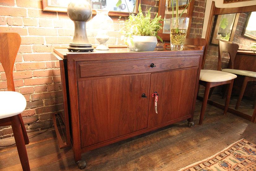 SOLD - Paul McCobb Style Bar Cabinet