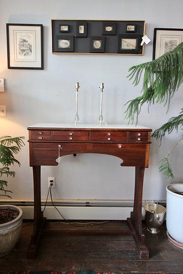 Antique Dental Cabinet