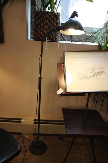 Antique Miller Floor Lamp