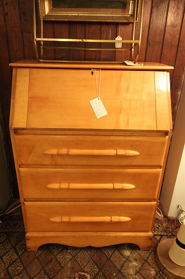 Vintage Maple Desk