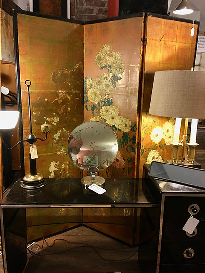 SOLD - Antique Asian Screen