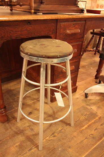 SOLD - Industrial Stool