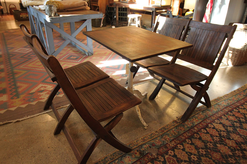 Antique Theater Seats (2 Available)