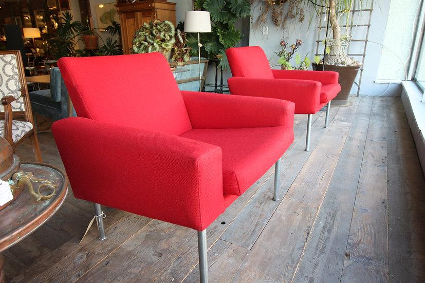 SOLD - Pair Hans Wegner Chairs