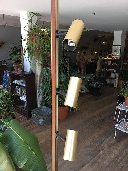 SOLD - Mid-Century Pole Lamp