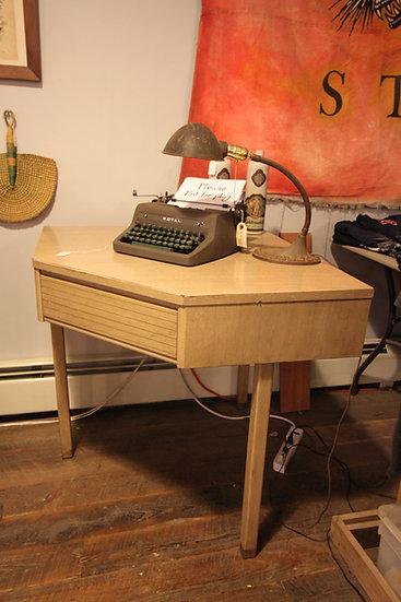 Mid-Century Corner Desk