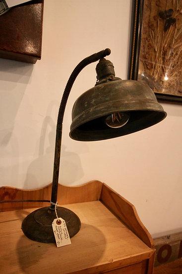 Antique Gooseneck Lamp