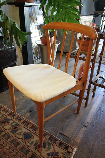 SOLD - Mid-Century Spindle Chair