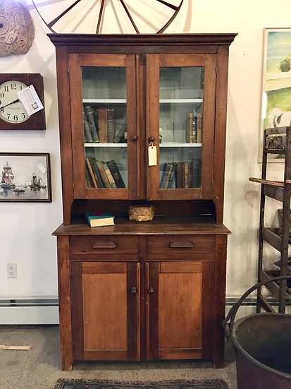 SOLD - Country Hutch