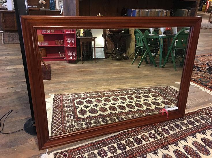 SOLD - Large Mid-Century Mirror