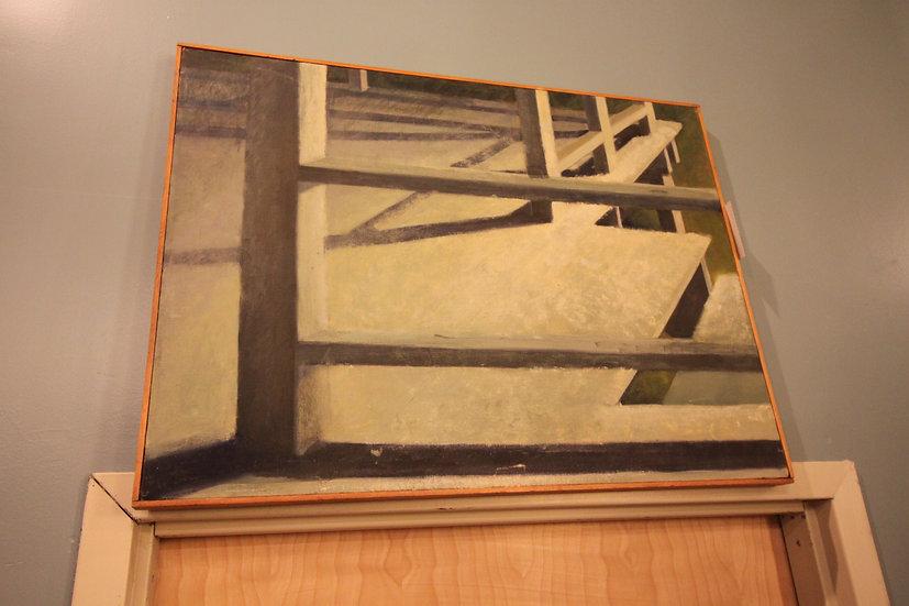 Modern Oil on Canvas