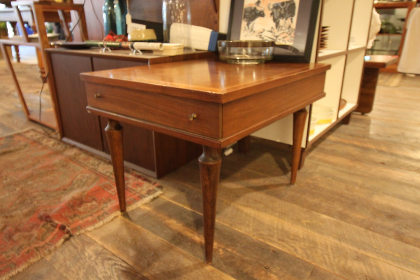 American of Martinsville Side Table