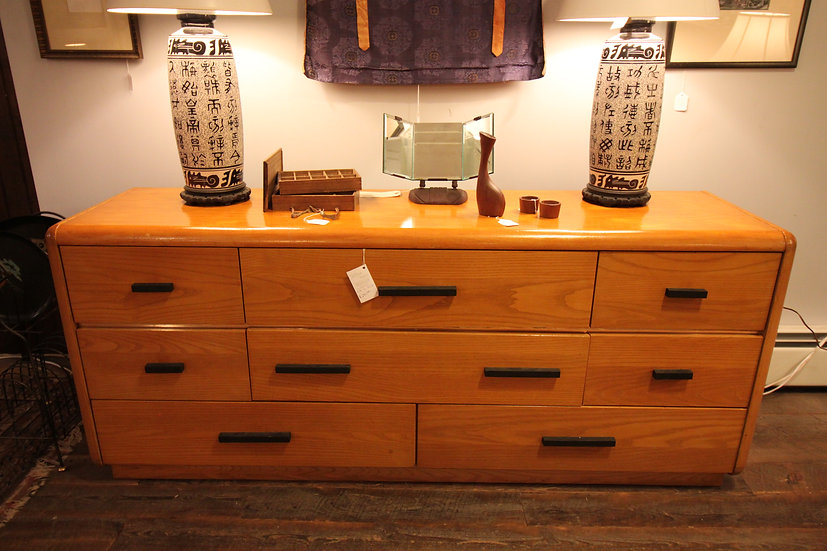 Mid-Century Lowboy Dresser