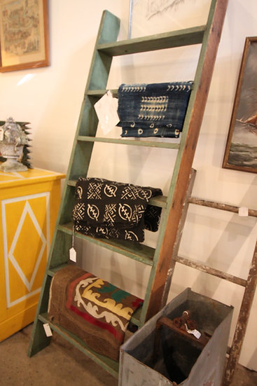 Antique Loft Ladder