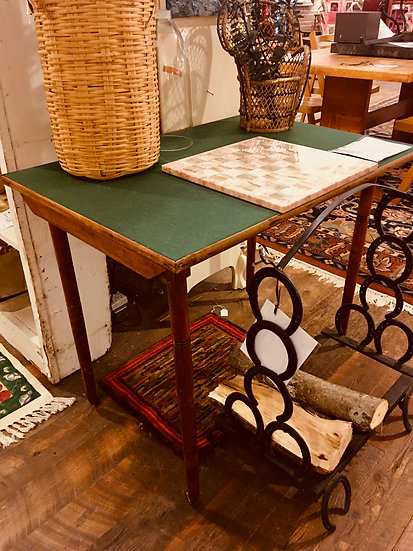 AntiqueFolding Table