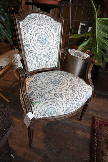 SOLD - Victorian Armchair
