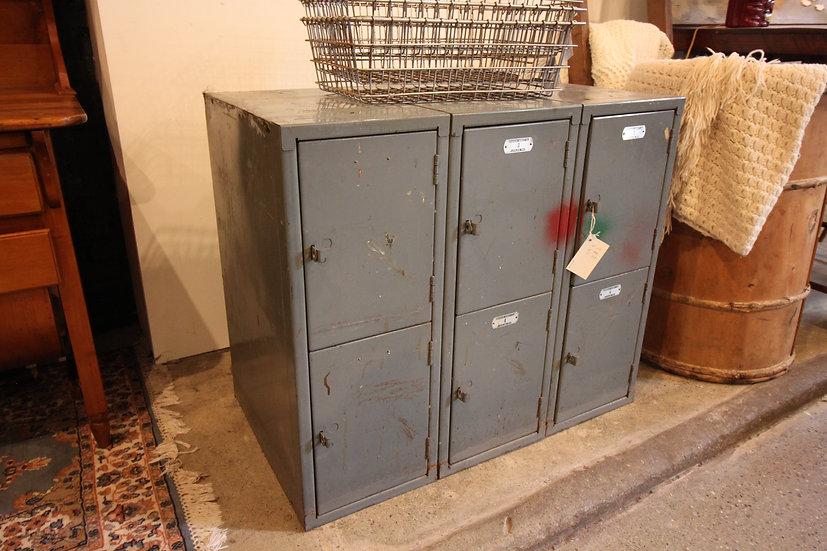 Metal Cubby Lockers