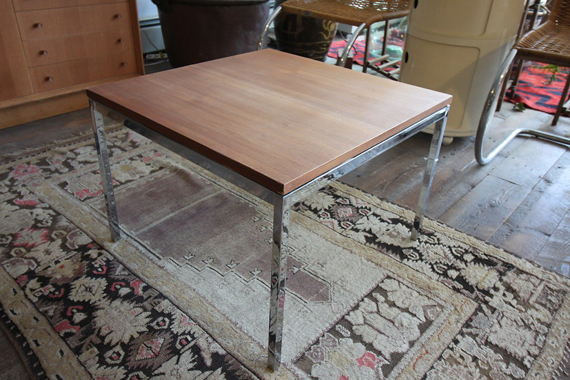 SOLD - Knoll Side Table