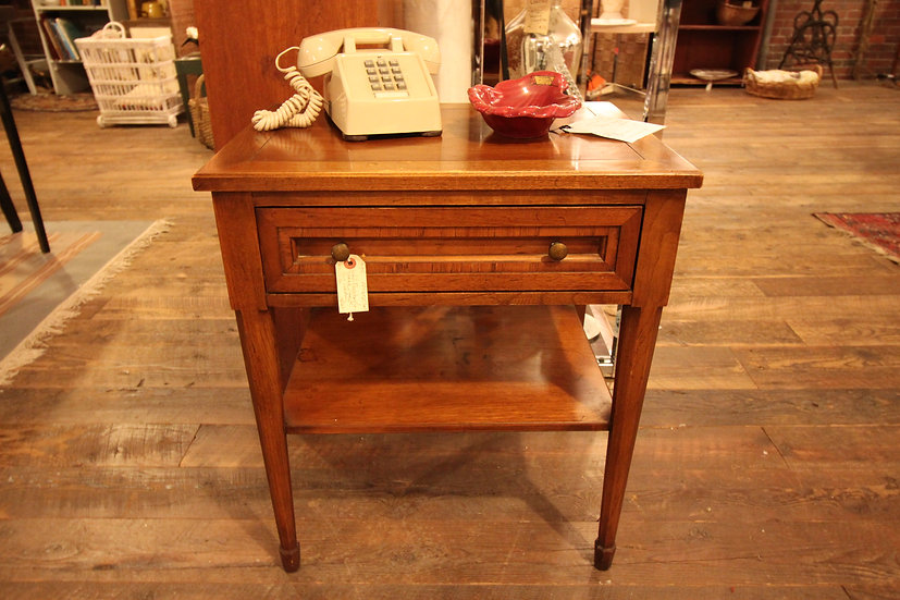 Mid-Century Side Stand