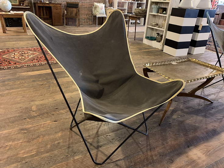 Mid-Century Butterfly Chair