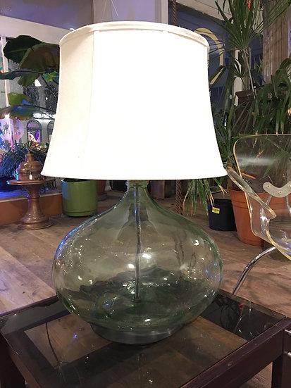 Italian Demijohn Lamp