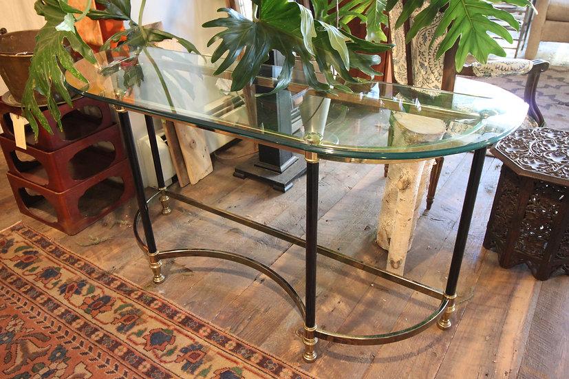 SOLD - Mid-Century Sofa Table