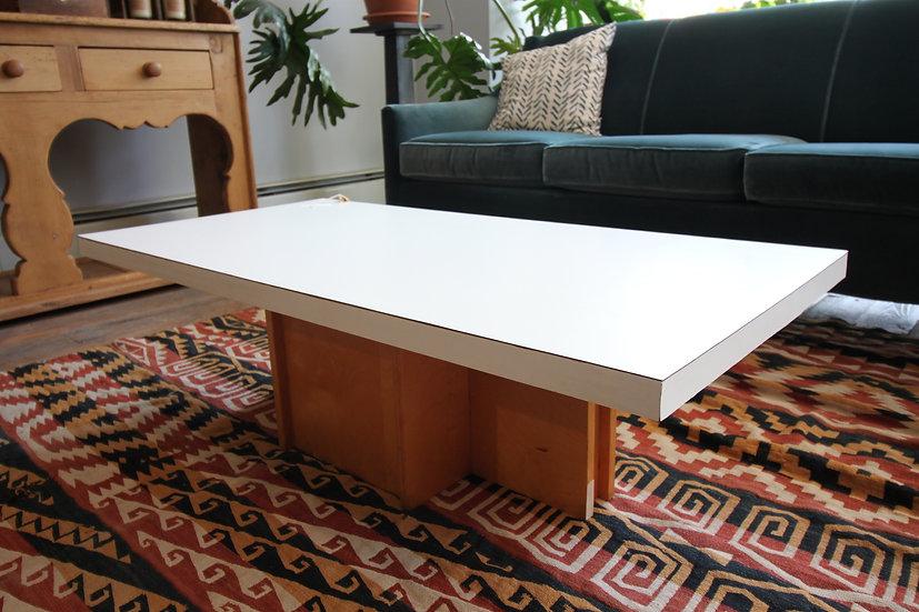 Modern Laminated Coffee Table