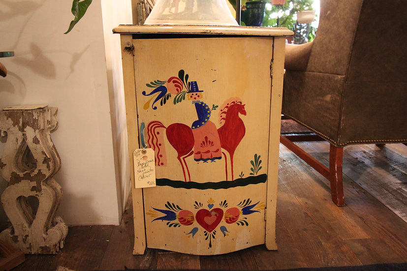 Peter Hunt-Style Cabinet