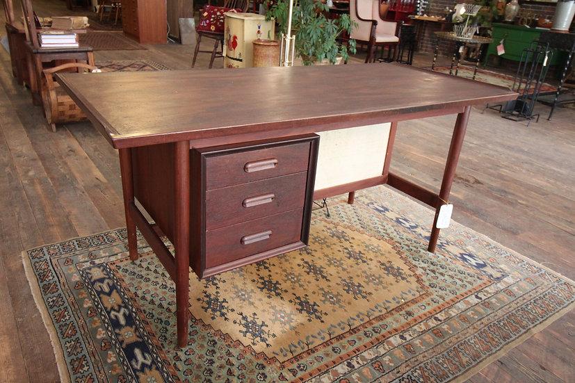 Mid-Century Teak Desk