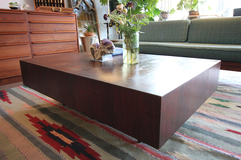 SOLD - Mid-Century Floating Coffee Table